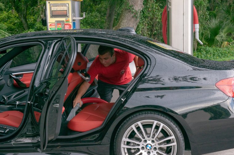 hot sales c5630 09a97 Don t forget that cleaning the inside of your car is just as important as  the outside! Here at FishHawk Finish Line Car Wash we ...