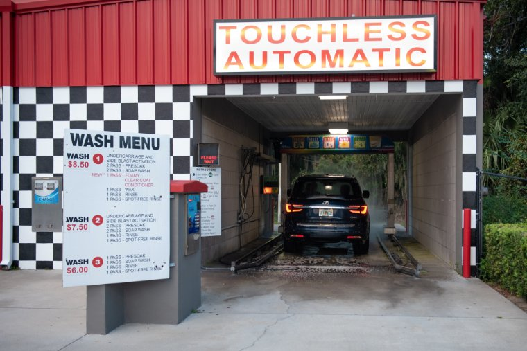 No Touch Car Wash Near Me >> Trends Archives Fishhawk Finish Line Car Wash